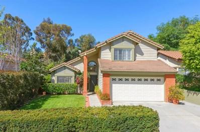 12844 Amaranth St, San Diego, CA 92129 - MLS#: 180020118