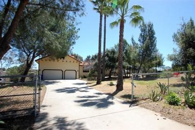 320 Woodmeadow Lane, Ramona, CA 92065 - MLS#: 180020295
