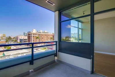 475 Redwood St UNIT 601, San Diego, CA 92103 - MLS#: 180020360