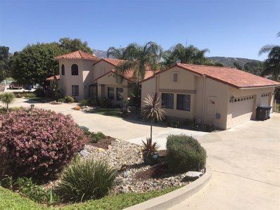 15325 Lazy Creek Road, El Cajon, CA 92021 - MLS#: 180020365