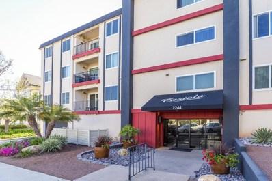 2244 2nd Avenue UNIT 23, San Diego, CA 92101 - MLS#: 180020425