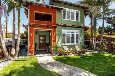 371 La Mesa Ave., Encinitas, CA 92024 - MLS#: 180020455