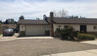 516 Hilltop Drive, Chula Vista, CA 91910 - MLS#: 180020457
