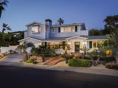 5247 Chelsea Street, La Jolla, CA 92037 - MLS#: 180020458