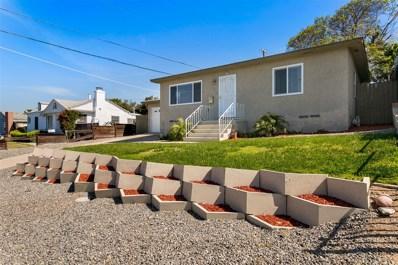 2217 Flintridge Dr, San Diego, CA 92139 - MLS#: 180020542