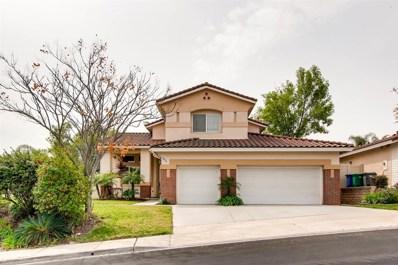 9936 Mollie Lane, Santee, CA 92071 - MLS#: 180020550