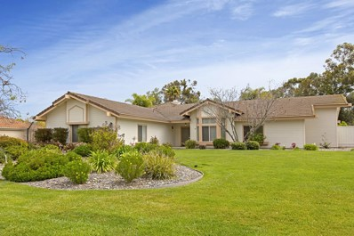 15815 Riparian Rd., Poway, CA 92064 - MLS#: 180020632