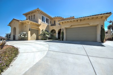 2388 Country Heights Rd, Escondido, CA 92026 - MLS#: 180020672