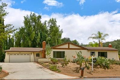 14453 Range Park Rd, Poway, CA 92064 - MLS#: 180020756
