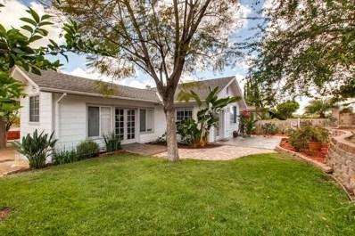 101 W 9Th Ave, Escondido, CA 92025 - MLS#: 180020855