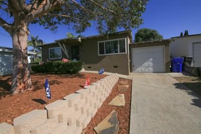 6175 Cumberland, San Diego, CA 92139 - MLS#: 180020870
