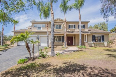 2829 Glenview Way, Escondido, CA 92025 - MLS#: 180020911