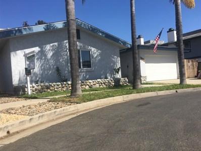 3541 Budd Street, San Diego, CA 92111 - MLS#: 180020953