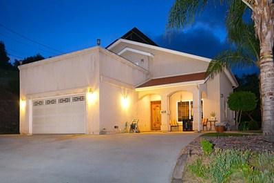 428 Silverbrook Drive, El Cajon, CA 92019 - MLS#: 180021058