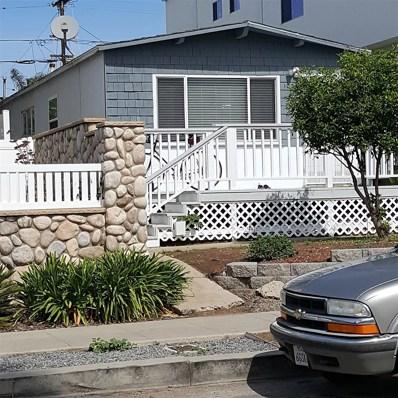 1024 -1022 Tourmaline, Pacific Beach, CA 92109 - MLS#: 180021069