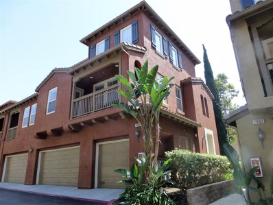 7890 Via Montebello UNIT 1, San Diego, CA 92129 - MLS#: 180021099