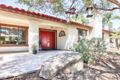 1711 S Iris Ln, Escondido, CA 92026 - MLS#: 180021127