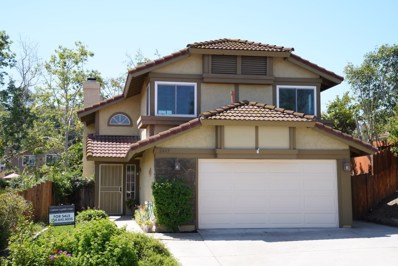 2449 Bobcat Glen, Escondido, CA 92029 - MLS#: 180021223