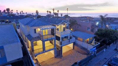 5109 Brighton Ave, San Diego, CA 92107 - MLS#: 180021231