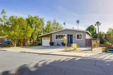 2057 Dryden Rd, El Cajon, CA 92020 - MLS#: 180021234