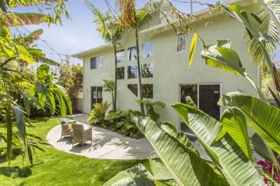 322 N Sierra Ave., Solana Beach, CA 92075 - MLS#: 180021269