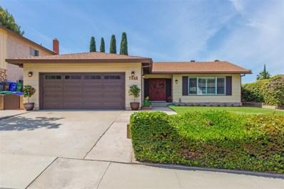 7648 Melotte Street, San Diego, CA 92119 - MLS#: 180021275