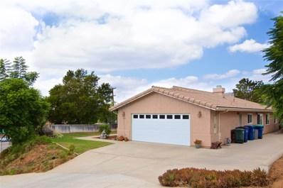1104 Bradley Ct, El Cajon, CA 92021 - MLS#: 180021357