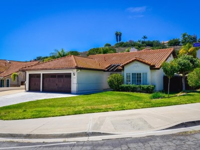 1595 Country Vistas Ln., Bonita, CA 91902 - MLS#: 180021459