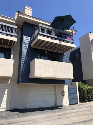 3707 Balboa Terrace UNIT A, San Diego, CA 92117 - MLS#: 180021569