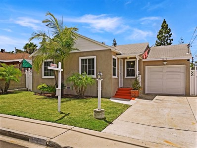 1646 Parrot St, San Diego, CA 92105 - MLS#: 180021619
