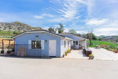 32130 Dowling Lane, Valley Center, CA 92082 - MLS#: 180021669