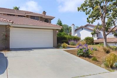 3627 Cheshire Ave, Carlsbad, CA 92010 - MLS#: 180021689