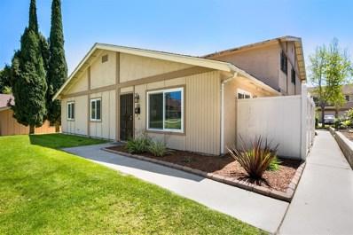 6660 Pinecone Ln, San Diego, CA 92139 - MLS#: 180021701