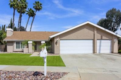 1608 N Elm St, Escondido, CA 92026 - MLS#: 180021777