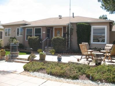 4794 Winona Ave., San Diego, CA 92115 - MLS#: 180021871