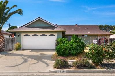 6826 Boxford Dr, San Diego, CA 92117 - MLS#: 180021872