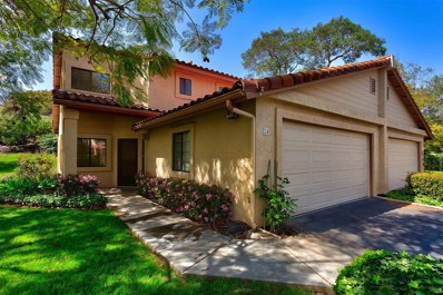 1718 Tecalote Drive UNIT 24, Fallbrook, CA 92028 - MLS#: 180021975