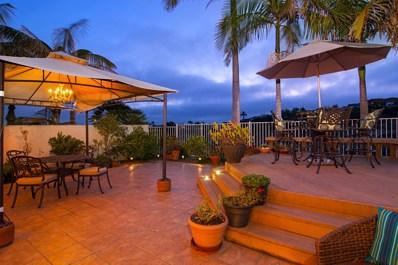 5655 Caminito Danzarin, La Jolla, CA 92037 - MLS#: 180022028