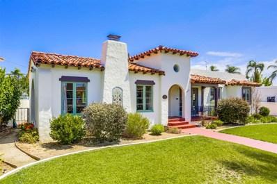 4929 Westminster Terrace, San Diego, CA 92116 - MLS#: 180022111