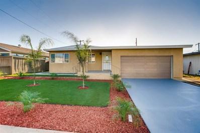 1038 Avocado Ave, El Cajon, CA 92020 - MLS#: 180022144
