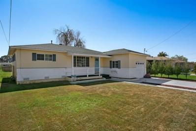 1437 Marshall Street, Oceanside, CA 92054 - MLS#: 180022187