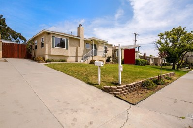 839 First Ave, Chula Vista, CA 91911 - MLS#: 180022205