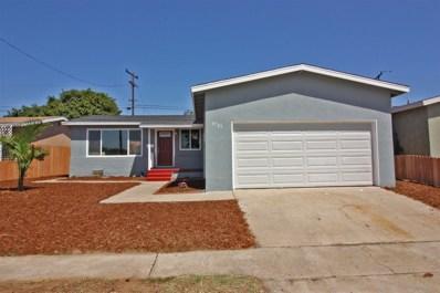 3725 Ashford St, San Diego, CA 92111 - MLS#: 180022248