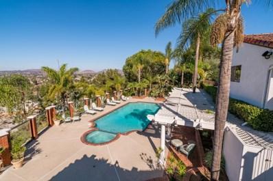 4421 Yerba Santa Drive, San Diego, CA 92115 - MLS#: 180022283