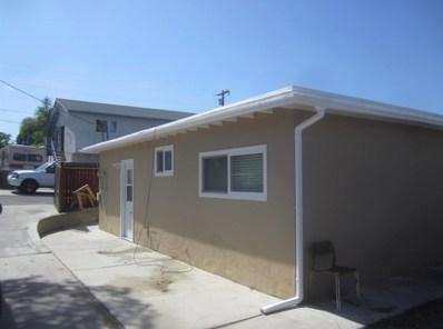 7415 Daytona Street, Lemon Grove, CA 91945 - MLS#: 180022382