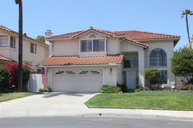 1986 White Birch Drive, Vista, CA 92081 - MLS#: 180022384