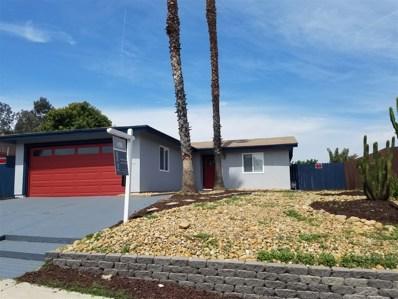 4222 Kimsue Way, San Diego, CA 92154 - MLS#: 180022621