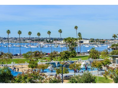 1431 Pacific Hwy UNIT 511, San Diego, CA 92101 - MLS#: 180022689