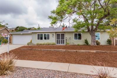 1577 Olive Hills Ave, El Cajon, CA 92021 - MLS#: 180022691