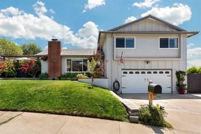 1565 Soma Pl, El Cajon, CA 92021 - MLS#: 180022900